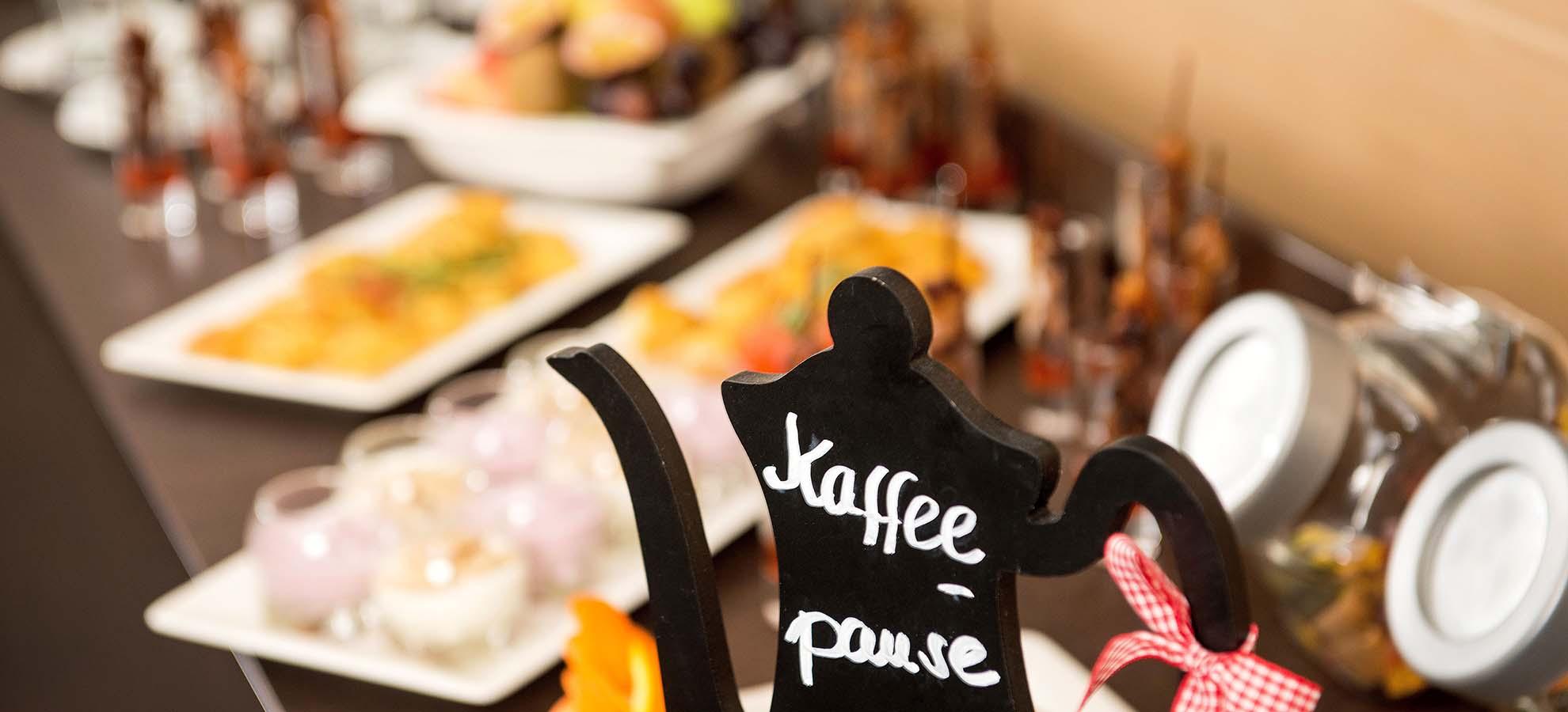 Hotel Lyskirchen Kaffeepause / Coffee break