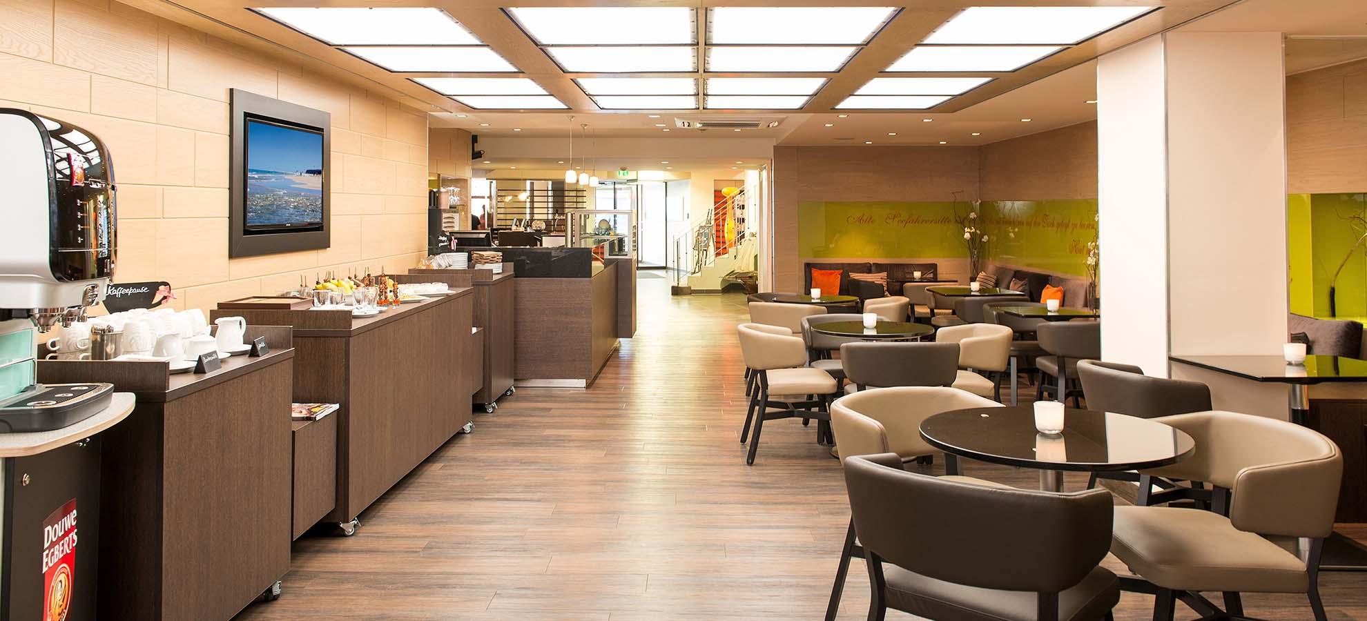 Hotel Lyskirchen Lobby