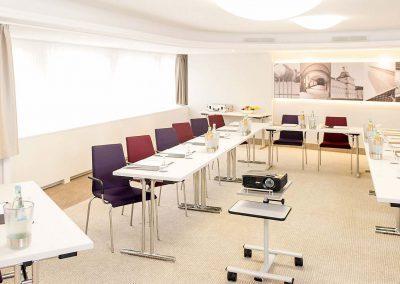 Hotel Lyskirchen Tagungsraum Bonn / Meeting room Bonn