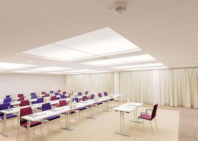 Hotel Lyskirchen Tagungsraum Düsseldorf / Meeting room Düsseldorf
