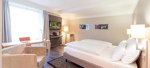 Hotel Lyskirchen Köln - Superior Zimmer / Superior Room