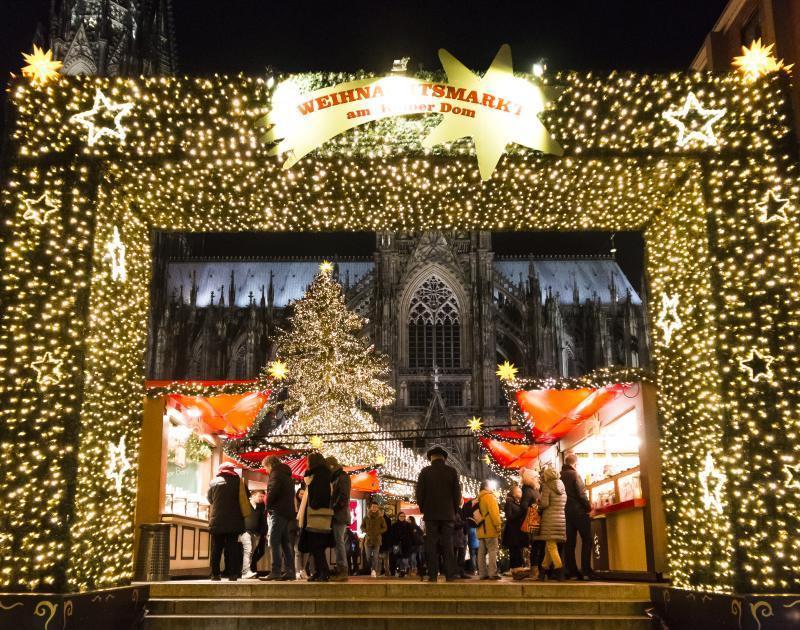 Kölner Weihnachtsmärkte - Hotel Lyskirchen