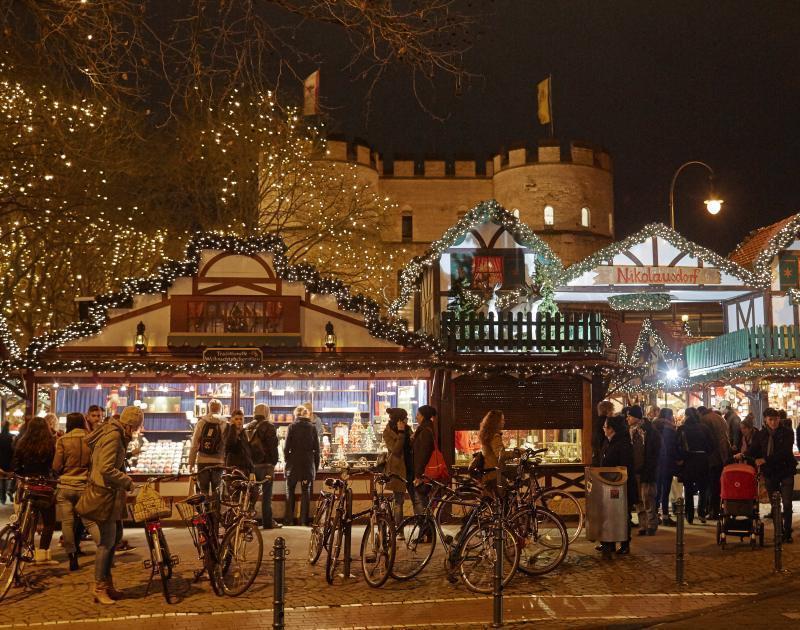 Weihnachtsmärkte in Köln - Hotel Lyskirchen